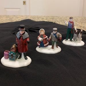 Dept 56, EUC , Visions of Christmas Past